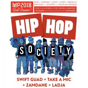 HIP HOP SOCIETY – SWIFT GUAD – TAKE A MIC
