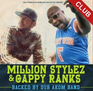 MILLION STYLEZ & GAPPY RANKS