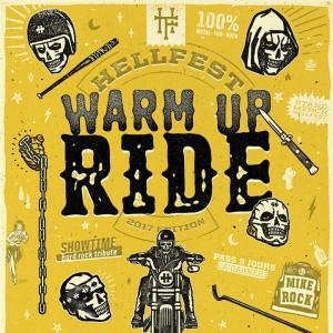 HELLFEST WARM UP RIDE 2K17