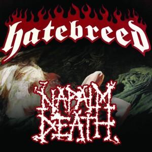 HATEBREED + NAPALM DEATH