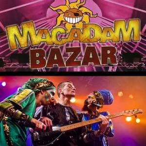 MACADAM BAZAR + RIC